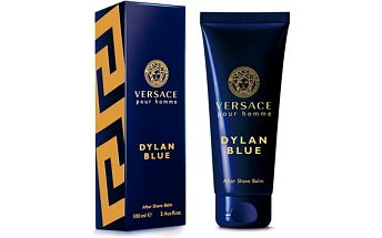 Versace Dylan Blue After Shave Balm - Balzám po holení 100 ml