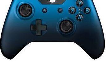 Gamepad Microsoft Xbox One Langley Wireless (GK4-00029) modrý