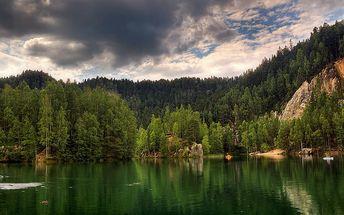 Pobyt v malebné krajině Adršpachu s polopenzí