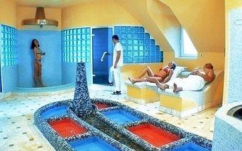 3–4denní pobyt s wellness v chatě Osturňa v Pieninách pro 2 osoby