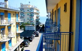 Hotel AZZORRE a ANTILLE, Itálie, Benátská riviéra, 8 dní, Vlastní, Polopenze, Neznámé, sleva 10 %