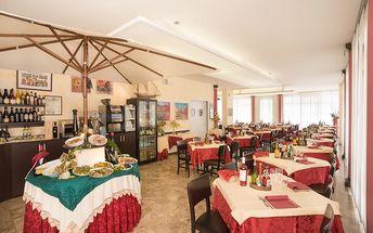 Hotel AZZORRE a ANTILLE, Itálie, Benátská riviéra, 8 dní, Vlastní, Polopenze, Neznámé, sleva 6 %