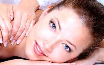 Masáž šíje a zad v salonu Beauty, v délce 30 nebo 60 minut. Relaxujte a budete se cítit skvěle.