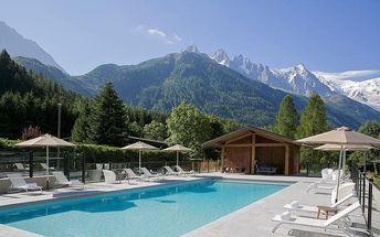 Francie - Francouzské Alpy na 11 dní, snídaně s dopravou vlastní
