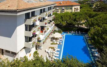 Hotel METROPOL, Itálie, Benátská riviéra, 5 dní, Vlastní, Polopenze, Neznámé, sleva 11 %