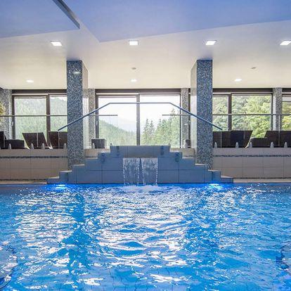 Relax s Chopkom na dlani ve Wellness Hotelu *** Repiská v Nízkých Tatrách