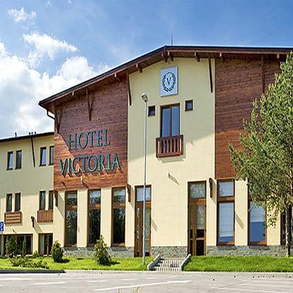 Malá Fatra pro DVA v 4* hotelu s neomezeným wellness a polopenzí + děti do 6 let zdarma