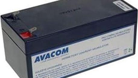 AVACOM Baterie kit RBC47 - náhrada za APC