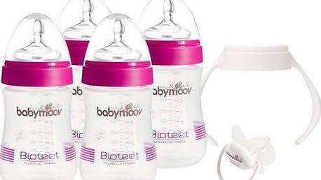Babymoov Kit Bioteet růžová