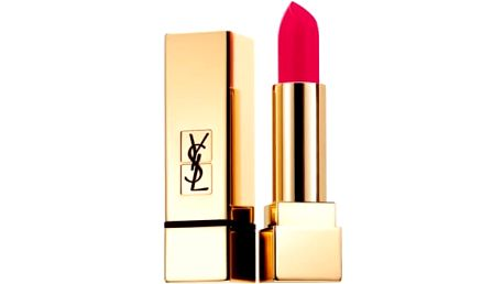 YSL Rouge Pur Couture The Mats - Matná rtěnka 211 Decadent Pink