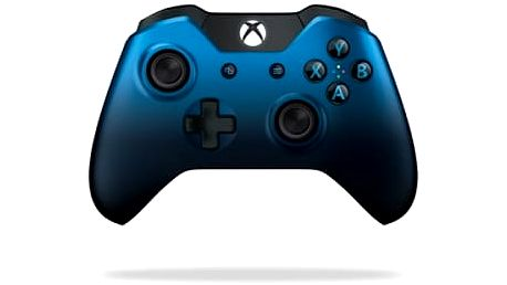 Gamepad Microsoft Langley Wireless (GK4-00029) modrý