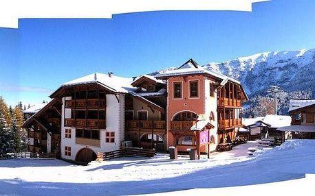 Itálie - Dolomiti Brenta (Val di Sole) na 11 dní, polopenze nebo snídaně s dopravou vlastní