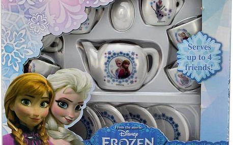 Porcelánová čajová sada - Ledové království - dodání do 2 dnů