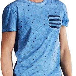 Edward Jeans Pánské triko Rengar T-Shirt 16.1.1.01.040 XL