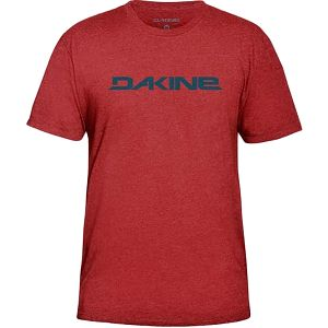Dakine Tričko Da Rail Red Heather 10000249 L