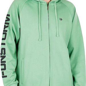 Funstorm Mikina Rader Green SM-01610-07 XL
