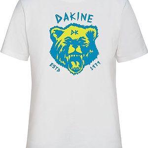 Dakine Tričko Paddy White 10000621 M