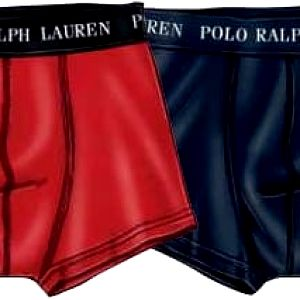 Ralph Lauren Polo Sada boxerek 2 Pack Trunk Red/Navy 251U2TNK-B6598-VPK02 XL
