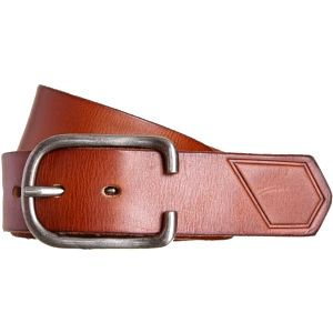 Volcom Kožený opasek Hitch Leather Belt Brown D5931551-BRN S/M