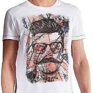 Edward Jeans Pánské triko Divio T-Shirt 16.1.1.01.021 L