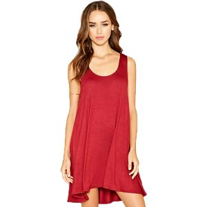 Forever 21 Dámské šaty Line Mini Dress S