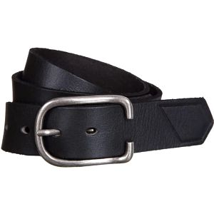 Volcom Kožený opasek Hitch Leather Belt Black D5931551-BLK S/M