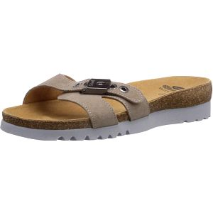 Scholl Dámské pantofle Esme Bioprint Taupe F256881062 41