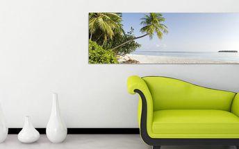 Nádherné panoramatické obrazy na plátně 118x36cm