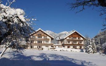 Silvestr na horách: Rakousko - Dachstein West na 8 dní, bez stravy s dopravou vlastní