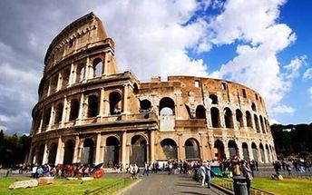 6denní zájezd do Itálie - Řím, Vesuv i Neapol