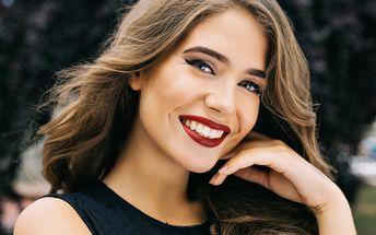 Dentální hygiena a další péče pro zářivý úsměv