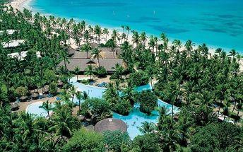 Dominikánská republika - Punta Cana na 8 dní, all inclusive s dopravou vídeň nebo letecky z Prahy