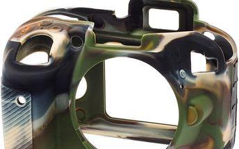 Easy Cover silikonový obal Reflex Silic pro Nikon D3300 Camouflage - ECND3300C
