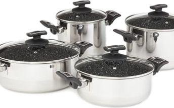 Sada nerezového nádobí s keramickým povrchem Kolimax Cerammax Pro Comfort, 8 dílů