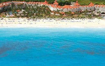 Dominikánská republika - Punta Cana na 8 dní, all inclusive s dopravou vídeň