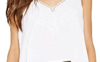 Forever 21 Dámské šortky Boxy Woven Shorts - zelené S