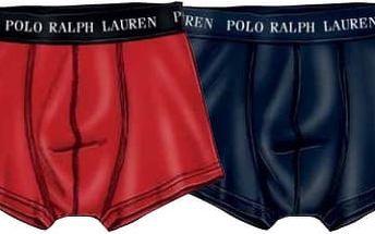 Ralph Lauren Polo Sada boxerek 2 Pack Trunk Red/Navy 251U2TNK-B6598-VPK02 M