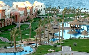 Silvestr u moře: Egypt - Hurghada na 8 až 9 dní, all inclusive nebo ultra all inclusive s dopravou letecky z Prahy