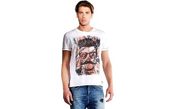 Edward Jeans Pánské triko Divio T-Shirt 16.1.1.01.021 M