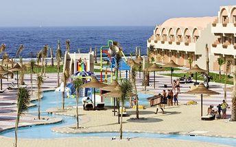 Silvestr u moře: Egypt - Marsa Alam na 8 dní, all inclusive s dopravou letecky z Prahy nebo vídeň