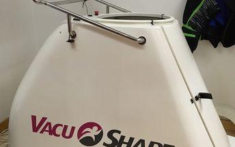 VacuShape: 5-20 vstupů na 30 min. platná 1 rok, možno využít na 3 pobočkách v Praze