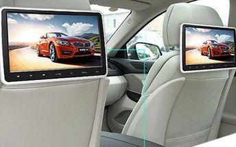 "LCD monitor 10,1"" do auta"