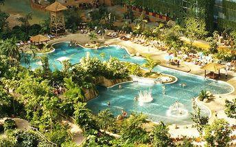 1denní zájezd do Tropical Islands v Německu pro 1 osobu