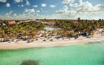 Dominikánská republika - Bayahibe na 8 dní, all inclusive s dopravou vídeň nebo letecky z Prahy