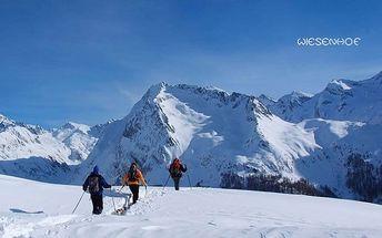 Italské Alpy s wellness a polopenzí