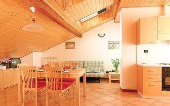 Residence Stella Alpina, Itálie, Valtellina - Aprica, 6 dní, Vlastní, Bez stravy, Alespoň 3 ★★★, sleva 4 %, bonus (Skipass v ceně)