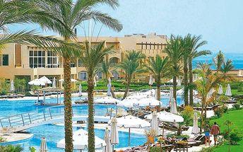 Silvestr u moře: Egypt - Hurghada na 8 až 15 dní, all inclusive s dopravou Bratislavy nebo letecky z Prahy