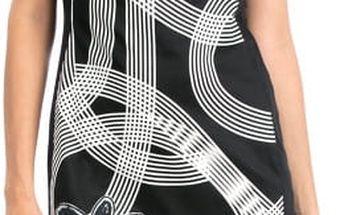 Desigual Dámské šaty Laila Negro 57V28E1 2000 42
