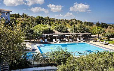Hotel The Small Village Hotel & Maisonettes, Řecko, Kos, 8 dní, Letecky, Polopenze, Alespoň 3 ★★★, sleva 16 %, bonus (Levné parkování u letiště: 8 dní 499,- | 12 dní 749,- | 16 dní 899,- )