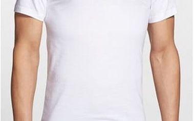 Ralph Lauren Polo Sada triček 3PACK Trim Fit V-Neck T-Shirt bílá XL